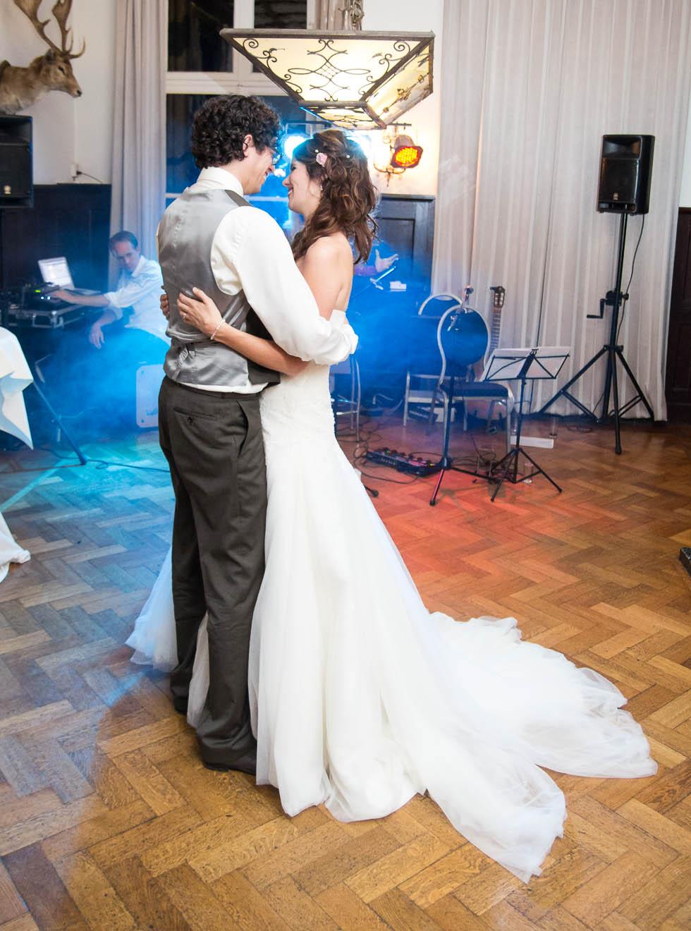 Bruiloft Casper en Elise