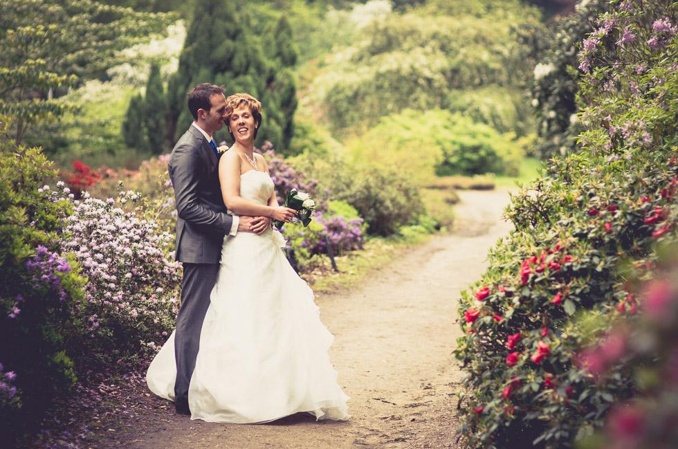 Bruiloft Michel en Judith