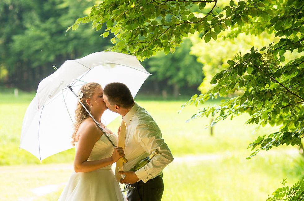 Bruiloft Mariska en Dennis