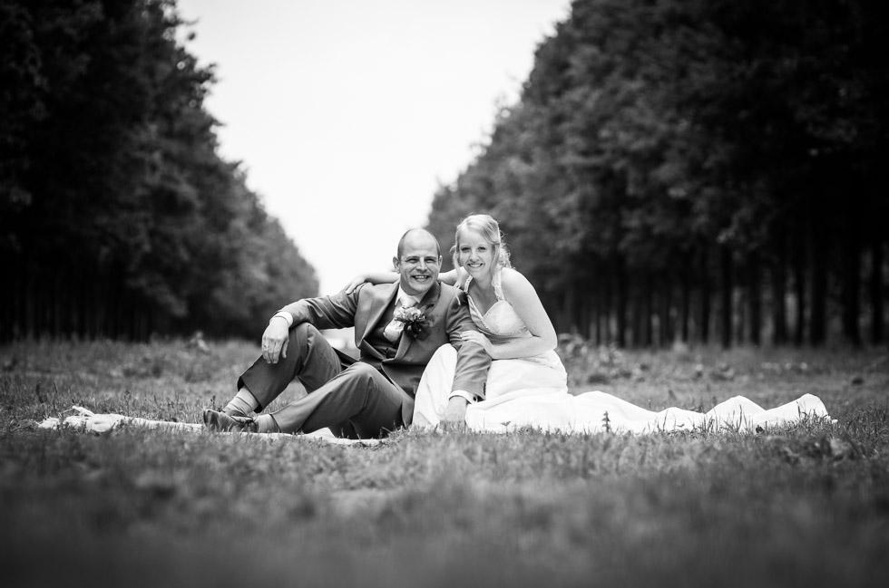 Bruiloft Albert en Martine