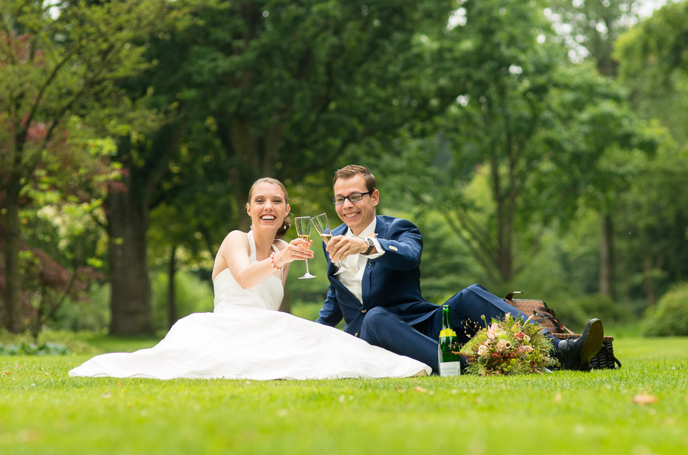 Bruiloft Marc en Marjolein