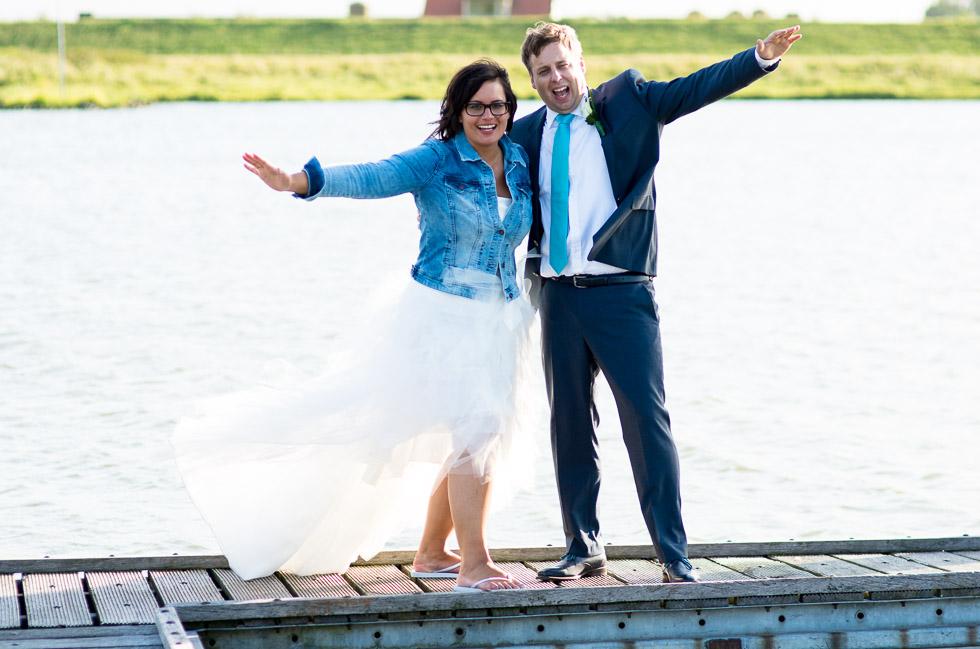 Bruiloft Esther en Bas-Ido