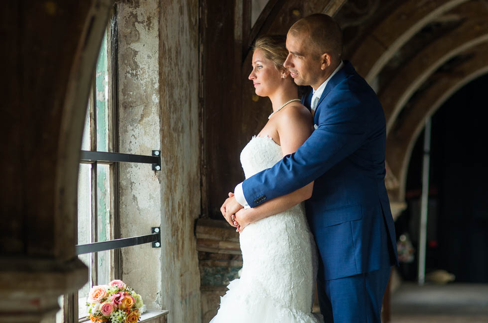 Bruiloft John en Judith