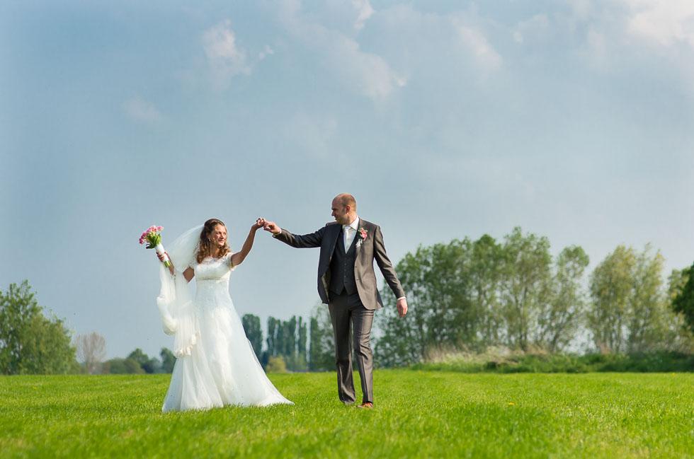 Bruiloft Mike en Ella