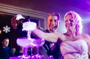 Bruiloft Sander en Sandra