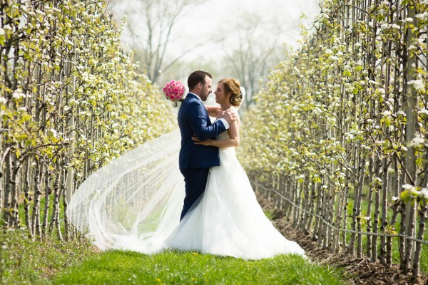 Bruiloft Brian en Angela