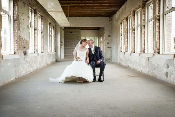 Bruiloft Erik en Jarina
