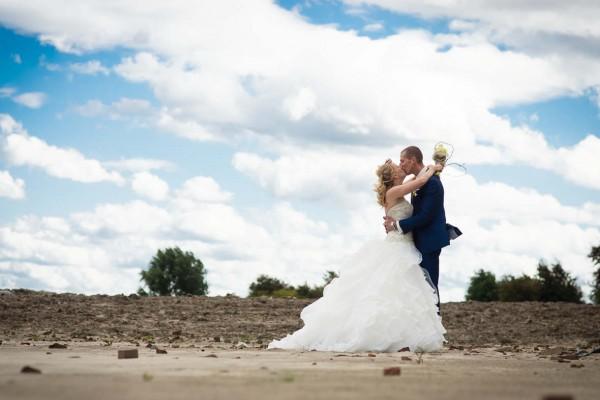 Preview: Bram en Melanie zijn getrouwd