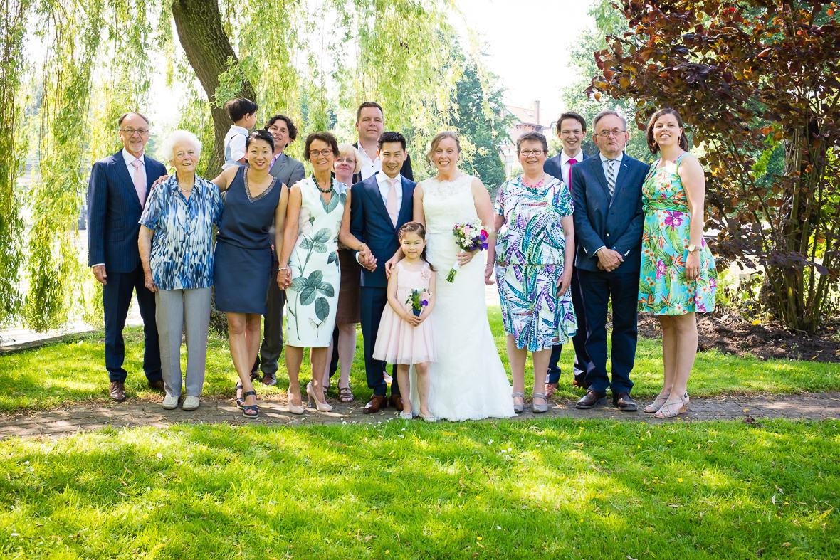 Bruiloft fotograaf Landgoed Heerlijkheid Mariënwaerdt-12