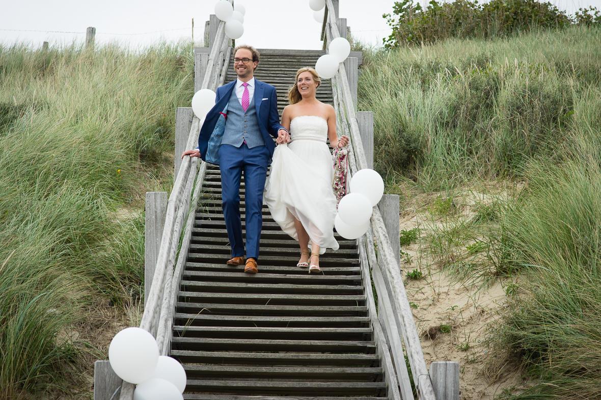 bruiloftfotograaf strandtent Zuiderduin-50