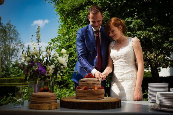 Preview bruiloft Gijs en Manon