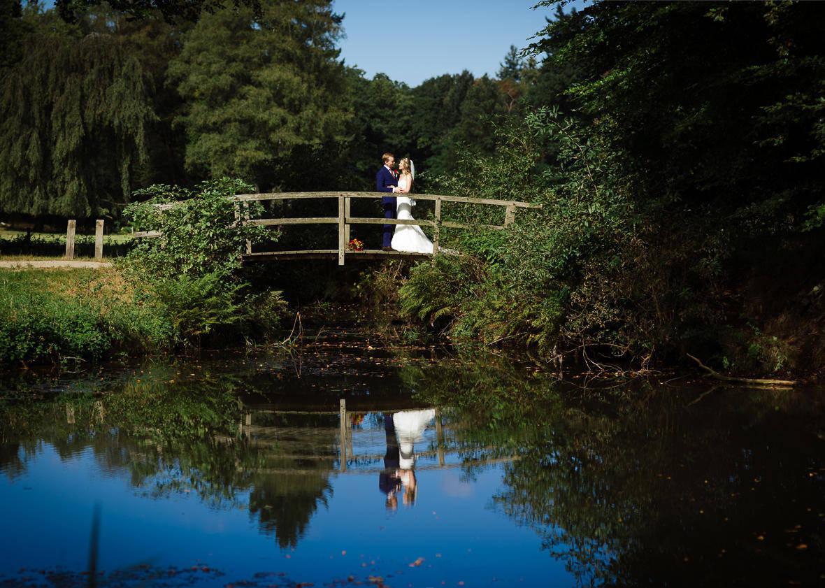Preview bruiloft Guido en Sanne