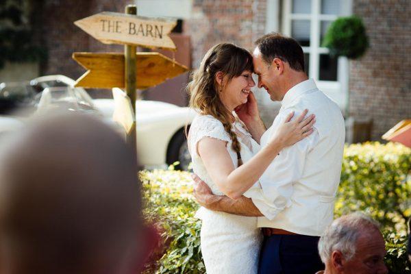 Bruiloft Rene en Ingrid
