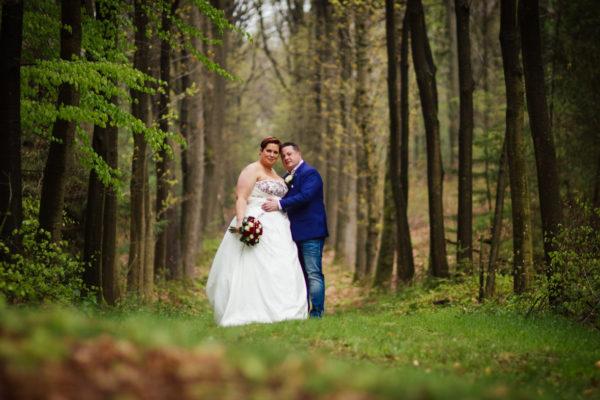 Bruiloft Theo en Saskia