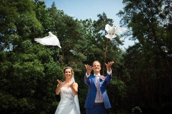 Bruiloft Bas en Judith