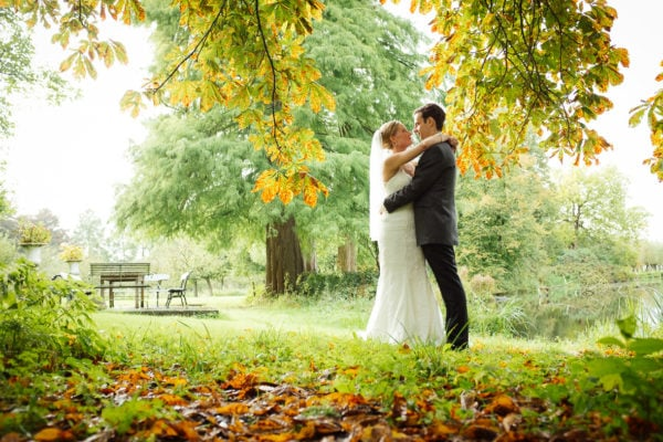 Bruiloft Nadine en Alexander