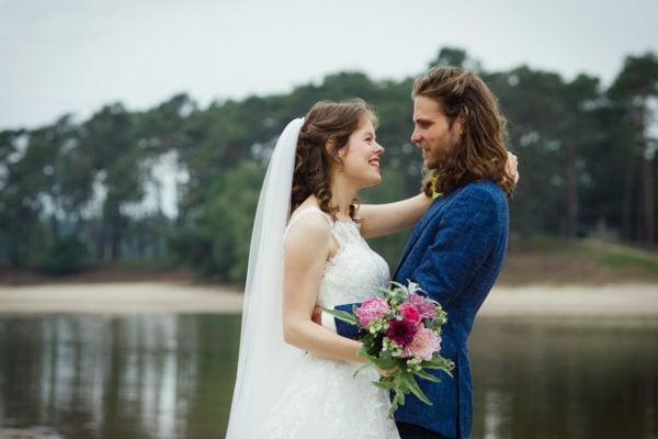 Bruiloft Nicolette en Herm