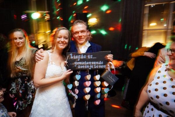Preview: Hans en Rachelle zijn getrouwd